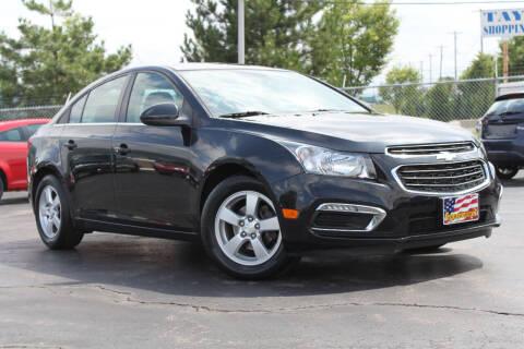 2016 Chevrolet Cruze Limited for sale at Dan Paroby Auto Sales in Scranton PA