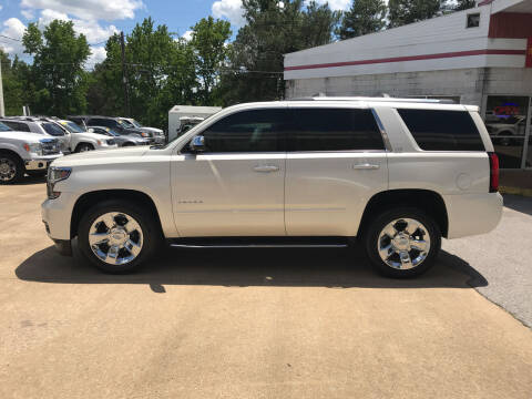 2015 Chevrolet Tahoe for sale at Northwood Auto Sales in Northport AL