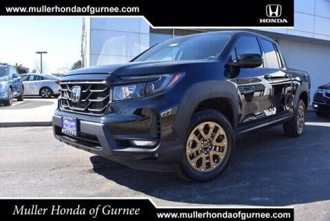 2021 Honda Ridgeline for sale at RDM CAR BUYING EXPERIENCE in Gurnee IL