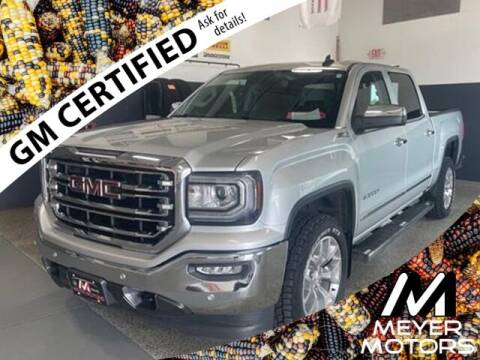 2017 GMC Sierra 1500 for sale at Meyer Motors in Plymouth WI