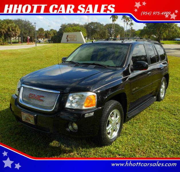 2005 GMC Envoy for sale at HHOTT CAR SALES in Deerfield Beach FL