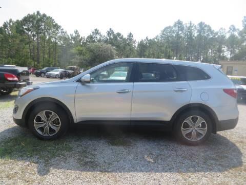 2013 Hyundai Santa Fe for sale at Ward's Motorsports in Pensacola FL