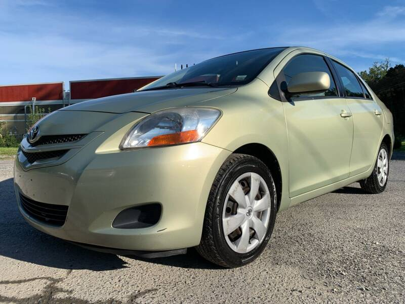 2008 Toyota Yaris for sale at Auto Warehouse in Poughkeepsie NY