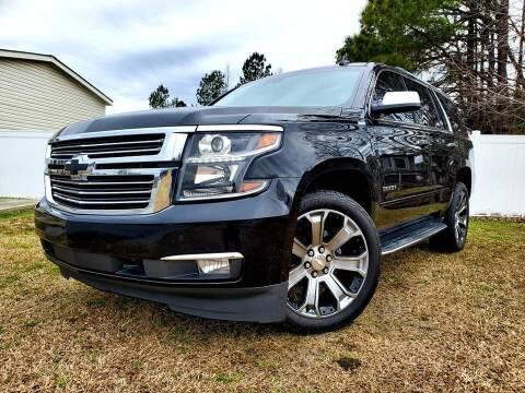 2017 Chevrolet Tahoe for sale at Real Deals of Florence, LLC in Effingham SC