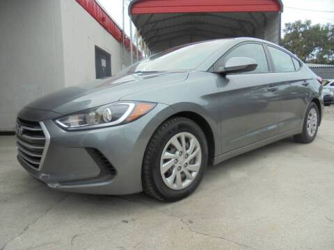 2017 Hyundai Elantra for sale at Automax Wholesale Group LLC in Tampa FL