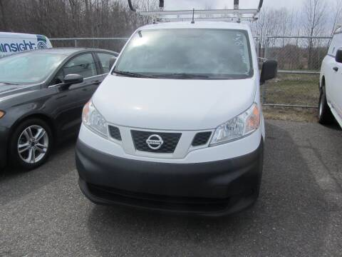 2017 Nissan NV200 for sale at Jons Route 114 Auto Sales in New Boston NH