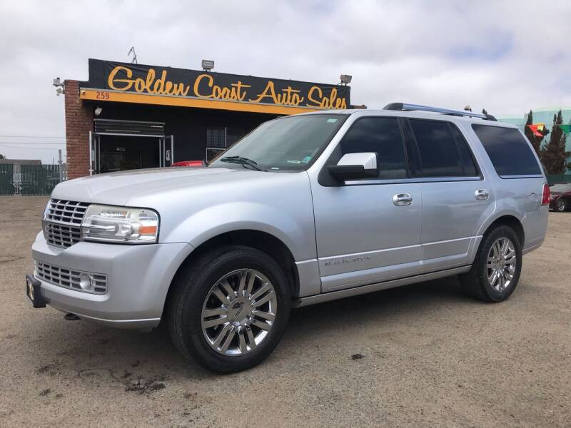 2010 Lincoln Navigator for sale at Golden Coast Auto Sales in Guadalupe CA