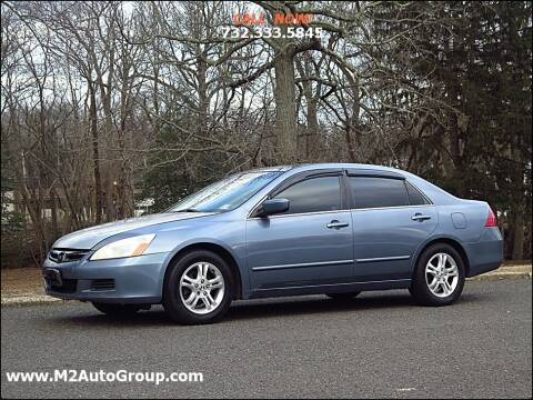 2007 Honda Accord for sale at M2 Auto Group Llc. EAST BRUNSWICK in East Brunswick NJ