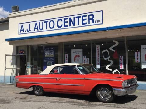 1963 Ford Galaxie for sale at AJ AUTO CENTER in Covington PA