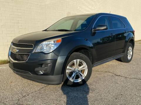 2013 Chevrolet Equinox for sale at Samuel's Auto Sales in Indianapolis IN