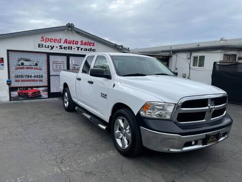 2016 RAM Ram Pickup 1500 for sale at Speed Auto Sales in El Cajon CA