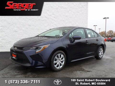 2021 Toyota Corolla for sale at SEEGER TOYOTA OF ST ROBERT in St Robert MO