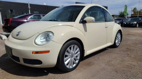2008 Volkswagen New Beetle for sale at Fast Trac Auto Sales in Phoenix AZ