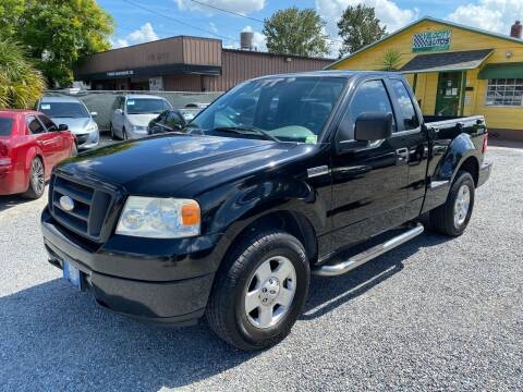 2006 Ford F-150 for sale at Velocity Autos in Winter Park FL