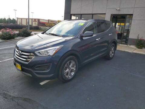 2016 Hyundai Santa Fe Sport for sale at GS AUTO SALES INC in Milwaukee WI