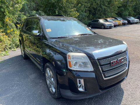 2010 GMC Terrain for sale at Trocci's Auto Sales in West Pittsburg PA