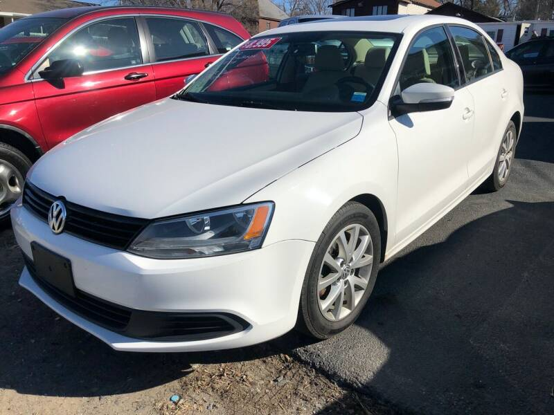 2012 Volkswagen Jetta for sale at JB Auto Sales in Schenectady NY
