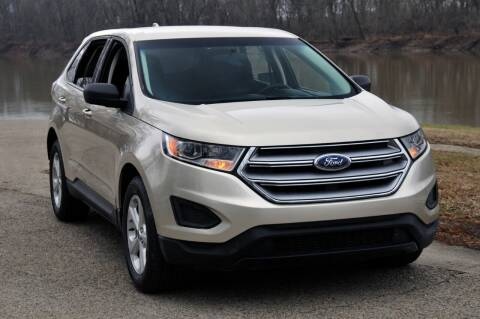 2017 Ford Edge for sale at Auto House Superstore in Terre Haute IN