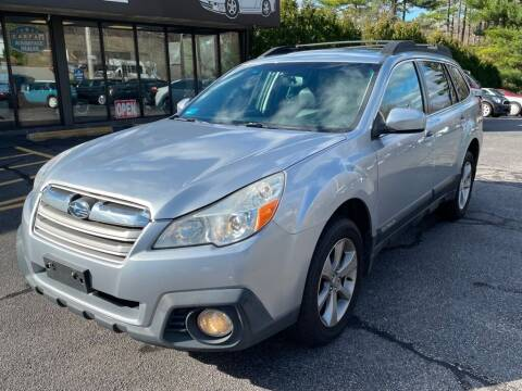 2014 Subaru Outback for sale at Premier Automart in Milford MA