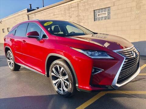 2017 Lexus RX 350 for sale at Richardson Sales & Service in Highland IN