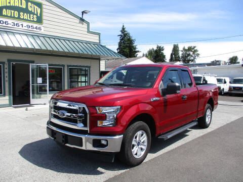 2017 Ford F-150 for sale at Emerald City Auto Inc in Seattle WA