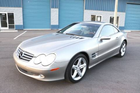 2005 Mercedes-Benz SL-Class for sale at Classic Car Deals in Cadillac MI