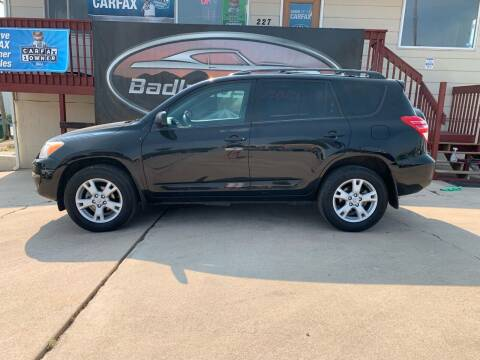 2012 Toyota RAV4 for sale at Badlands Brokers in Rapid City SD
