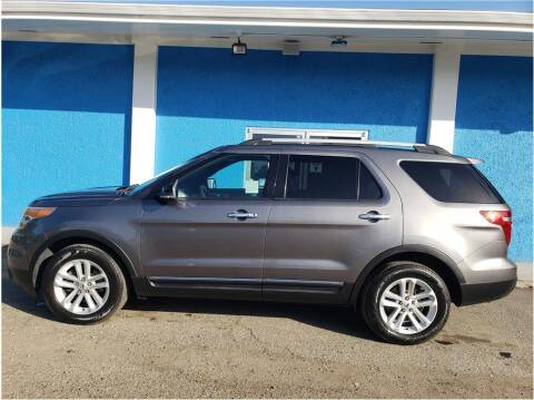 2012 Ford Explorer for sale at Khodas Cars in Gilroy CA