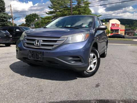 2013 Honda CR-V for sale at Keystone Auto Center LLC in Allentown PA