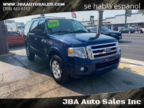 2009 Ford Expedition for sale at JBA Auto Sales Inc in Stone Park IL