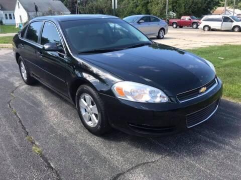 2007 Chevrolet Impala for sale at Peak Motors in Loves Park IL
