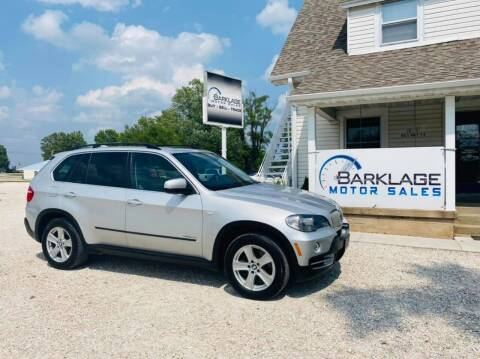 2009 BMW X5 for sale at BARKLAGE MOTOR SALES in Eldon MO
