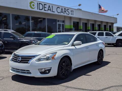 2013 Nissan Altima for sale at Ideal Cars in Mesa AZ