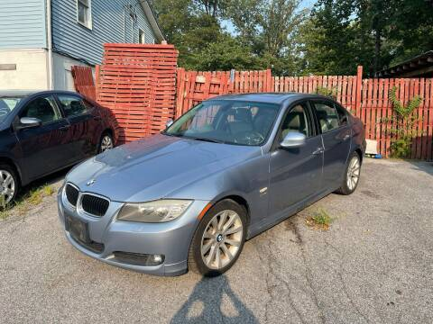 2011 BMW 3 Series for sale at Noble PreOwned Auto Sales in Martinsburg WV