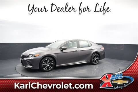 2019 Toyota Camry for sale at Karl Pre-Owned in Glidden IA