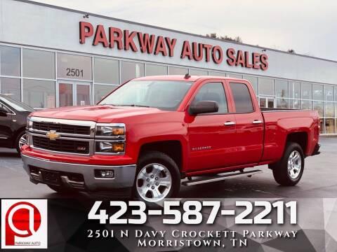 2014 Chevrolet Silverado 1500 for sale at Parkway Auto Sales, Inc. in Morristown TN