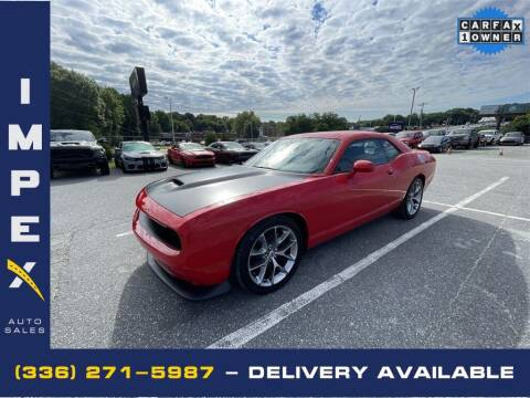 2019 Dodge Challenger for sale at Impex Auto Sales in Greensboro NC