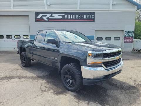 2018 Chevrolet Silverado 1500 for sale at RS Motorsports, Inc. in Canandaigua NY