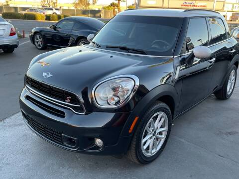 2015 MINI Countryman for sale at CARSTER in Huntington Beach CA