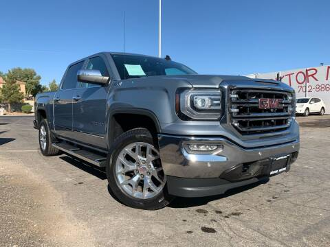 2016 GMC Sierra 1500 for sale at Boktor Motors in Las Vegas NV