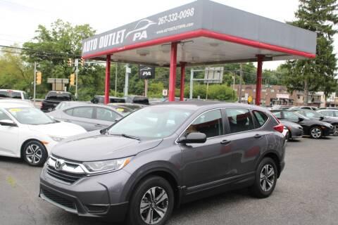 2018 Honda CR-V for sale at Deals N Wheels 306 in Burlington NJ