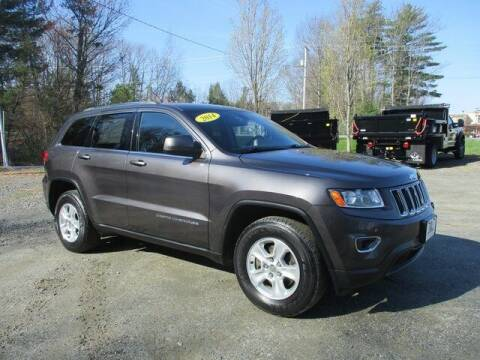 2014 Jeep Grand Cherokee for sale at MC FARLAND FORD in Exeter NH