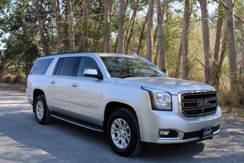 2016 GMC Yukon XL for sale at Northwest Premier Auto Sales in West Richland WA