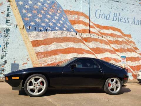 1986 Porsche 928 for sale at LARRY'S CLASSICS in Skiatook OK