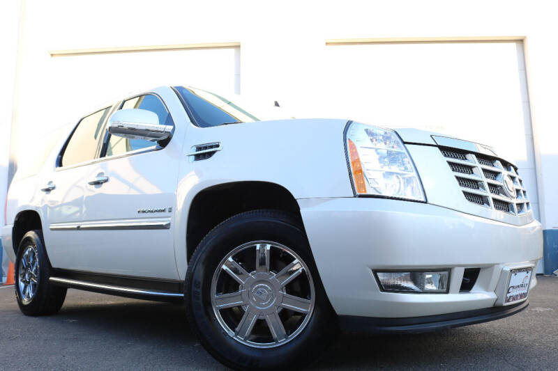 2008 Cadillac Escalade for sale at Chantilly Auto Sales in Chantilly VA