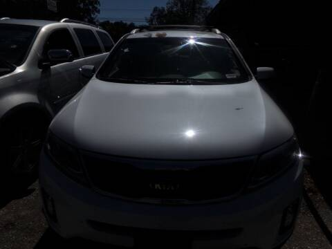 2015 Kia Sorento for sale at Alabama Auto Sales in Semmes AL
