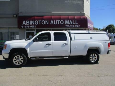 2012 GMC Sierra 2500HD for sale at Abington Auto Mall LLC in Abington MA