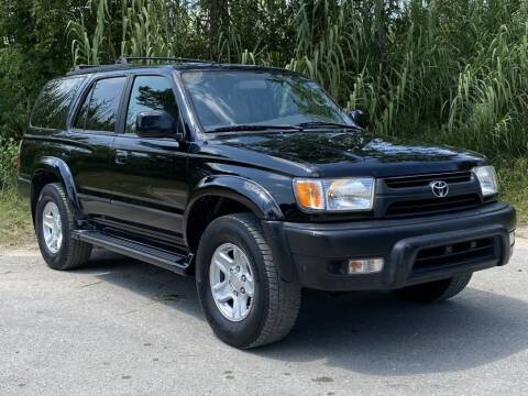 2002 Toyota 4Runner for sale at AC MOTORCARS LLC in Houston TX