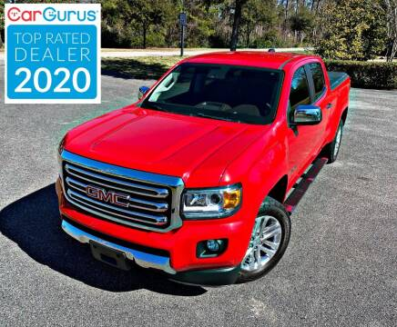 2015 GMC Canyon for sale at Brothers Auto Sales of Conway in Conway SC