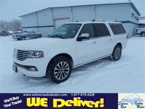 2017 Lincoln Navigator L for sale at QUALITY MOTORS in Salmon ID
